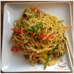 30 Minute meal… Chicken Chowmein