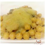 Quick and Easy Snacks… Channa