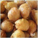 Pholourie (Split Peas Fritters)