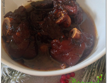 Pepperpot… A Traditional Guyanese Christmas Breakfast