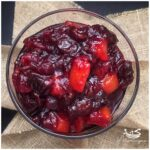 Cranberry, Mango and Cherry Chutney
